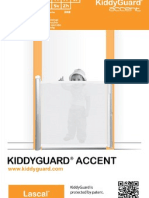 Lascal KiddyGuard Accent Manual 2012 (Polski)