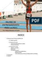 Entrenamiento Ultra Trail por Nerea Martínez Urruzola 14feb13