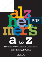 Alzheimer a-Z to Successful Care Giving
