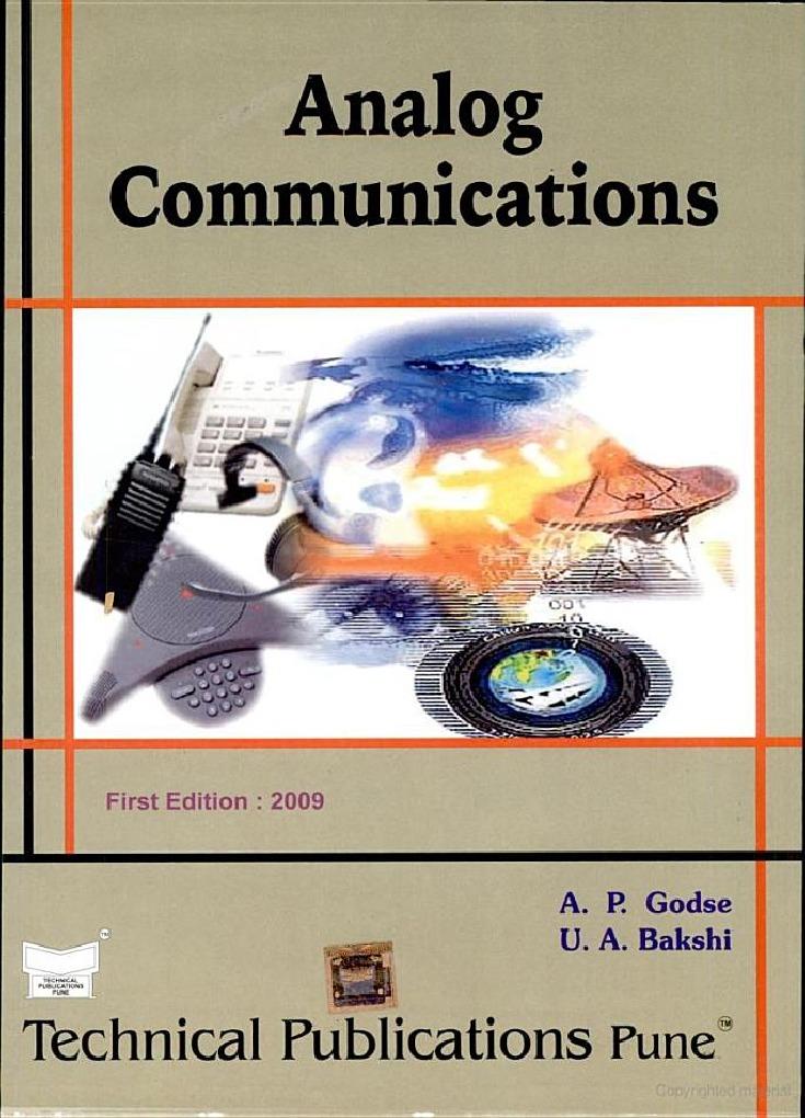 electronics communication engineering books free pdf