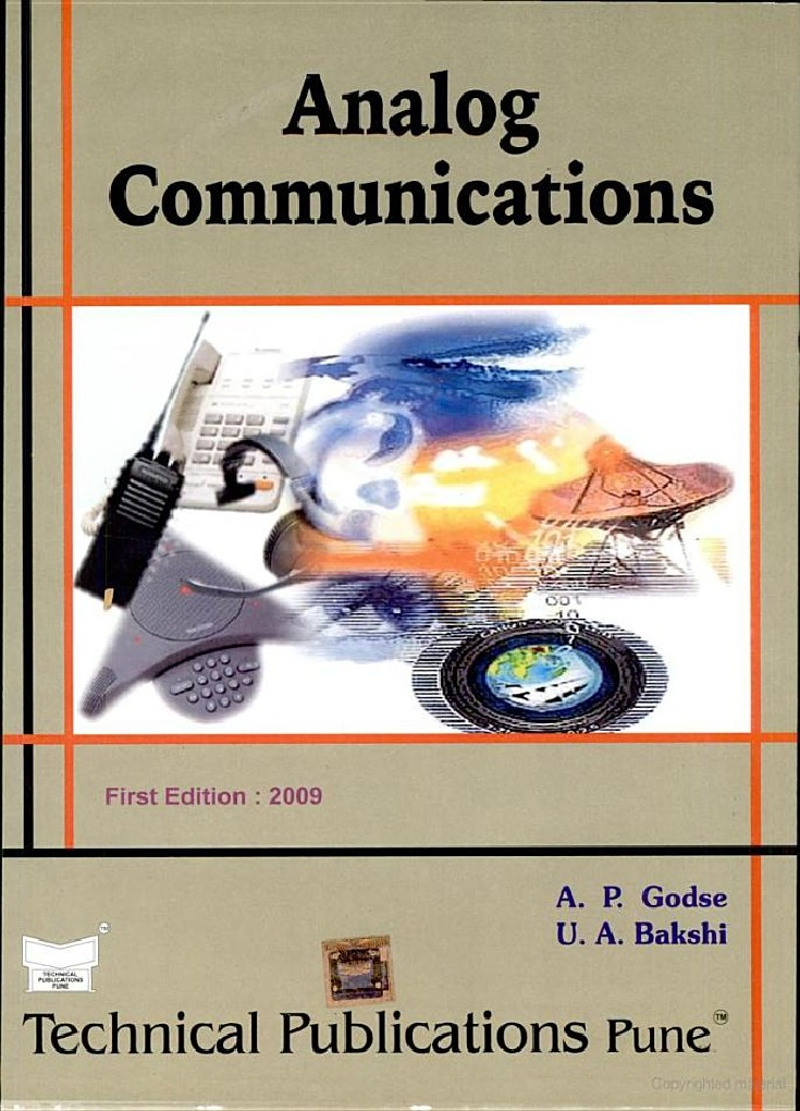 Digital Communication Book By Chitode