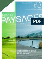 Revue Paysages Le Magazine Des Paysages de Haute Savoie