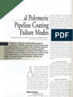External Polymeric Failure