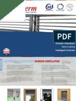 Window Ventilation Brochure