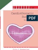 Cardiothoracic Surgery - 2003