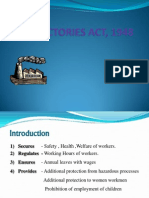 Factories Act ,1948