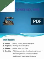 Factories Act ,1948