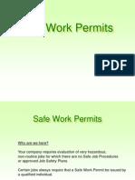 Safe Work Permit