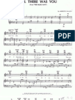 Till There Was You Sheet Music-eb