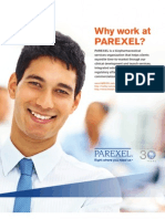 Working at Parexel
