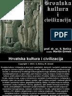 S.botica-Hrvatska Kultura i Civilizacija