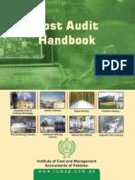 Cost Audit Handbook 3rd