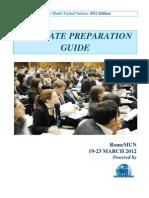 Delegate Guide 2012