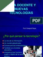 ETICA DOCENTE Y NUEVAS TECNOLOGÍAS