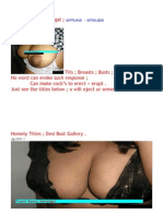 72396161 Mulaigal Desi Breast Marpagam