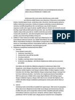 Analisa Strategi Dan Kondisi Pendidikan Pancasila Dalam Membangun Karakter Bangsa Melalui Pikiran Devy Andika Sary