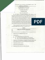 Revised MW Punjab Notification Nov 12