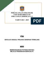 Perancangan Strategik Koko 2013-2015 Kelab Petanque