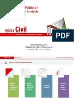 20121122 Civil Advanced Webinar Dynamic Analysis