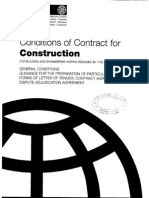 001 Conditions for Contract - Red Book