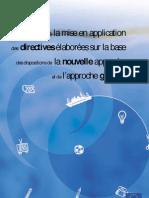 Guide relatif à la mise en application des directives élaborées sur la base des dispositions de la nouvelle approche et de l'approche globale.pdf