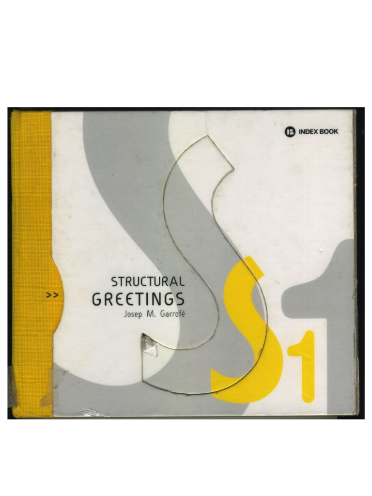 Structural Greetings Pdf