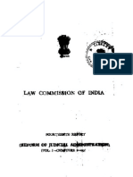 Law Commission of India Report No. 14
