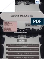 audit de la TVA
