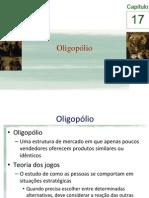 Slides Oligopolio Mankiw