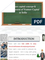 venture cap , regulation & development in india .