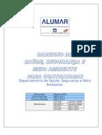 ALCOA - Caderno SSMA Alumar