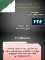 Peran Radiologi Diagnostik Dan Intervensi Pada Varikokel