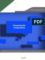 Brochure 2013 Citmatel Peru