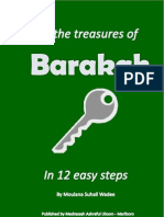 Unlock the Treasures of Barakah - Online