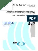 GSM 03.40