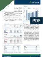 Derivatives Report, 19 February 2013