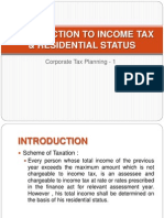 Introduction to Income Tax