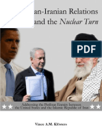 American-Iranian Relations and the Nuclear Turn