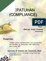 Kepatuhan (Compliance)