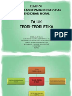 Teori-teori Etika