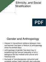 Gender and Ethnicity