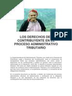 1254 Derechos Del Contribuyente en El Proceso Administrativo