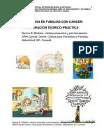 Resiliencia en Familias Con Cancer
