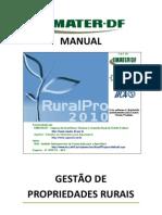 Manual Do Ruralpro 2010