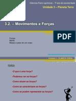 Movimentos e Forc3a7as II Forc3a7as Marc3a9s Massa e Peso