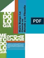 Mario Bunge Laciencia Su Metodo y Su Filosofia