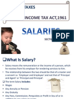 Direct Taxes BMS project