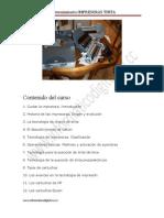 Mantenimiento de Impresoras de Tinta