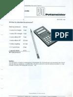 Calculo de Presiones - Putzmeister.pdf