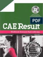 CAE Result Workbook